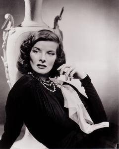 Katharine Hepburn inspiration